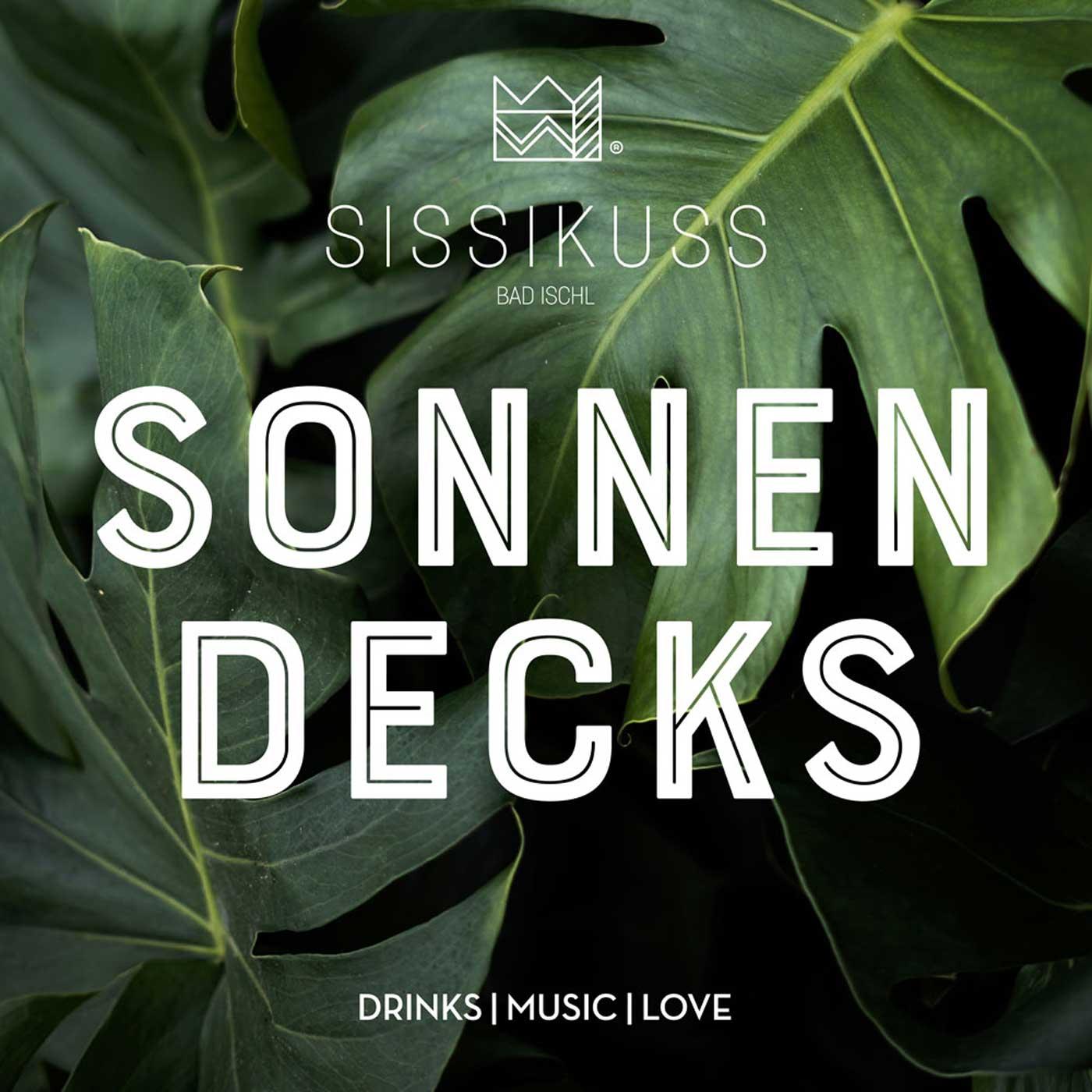 SISSIKUSS Sonnendecks